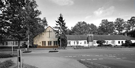 Martinshaus, Espelkamp. Foto © Dietrich Hackenberg