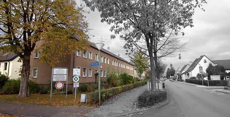 Landesstelle Unna-Massen. Foto © Dietrich Hackenberg