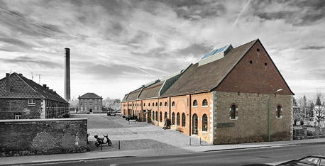 Zinkhuetter-Hof Stolberg. © Dietrich Hackenberg - www.lichtbild.org